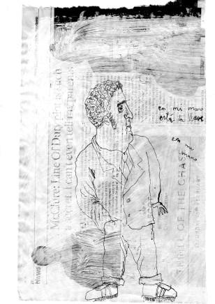 Carlos Cortes, En mi mano esta la clave ( Key is in my hand), 2019
