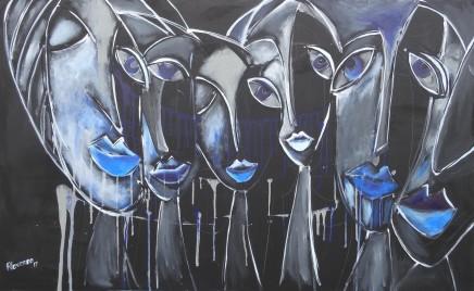 Idania R. Venereo, Sapphire Emancipation, 2017