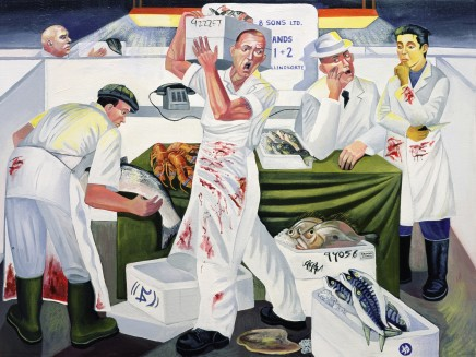 Ed Gray, Billingsgate 2, 2005