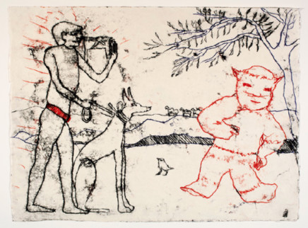 Roberta Kravitz, Lines from Egypt (13)