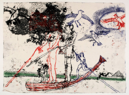Roberta Kravitz, Lines from Egypt (12)