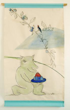 Roberta Kravitz, Mythical Beast with Bird
