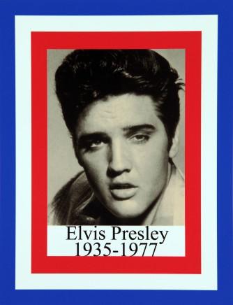 Sir Peter Blake, Elvis Presley