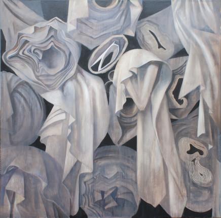 Katya Levental, Composition #10, 2016