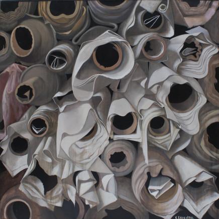 Katya Levental, Composition #12, 2016