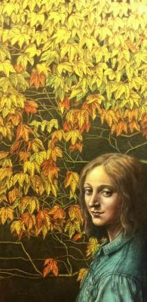 Hideyuki Sobue, Virginia (After Da Vinci), 2016