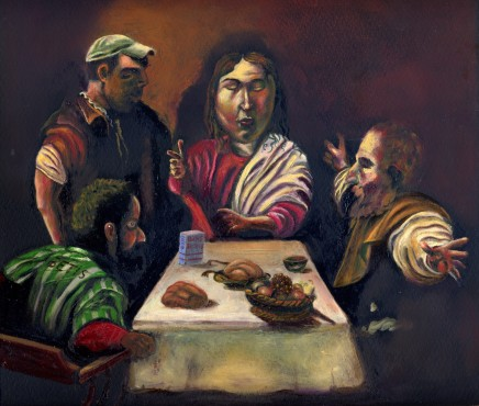 Carlos Cortes, Camus dinner and Betis, 2010