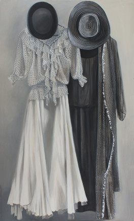 Katya Levental, Black & White, 2017