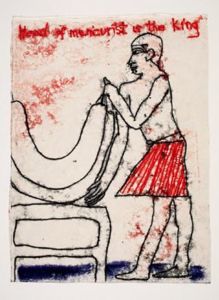Roberta Kravitz, Lines from Egypt (15)