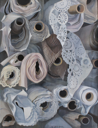 Katya Levental, Composition #7, 2014