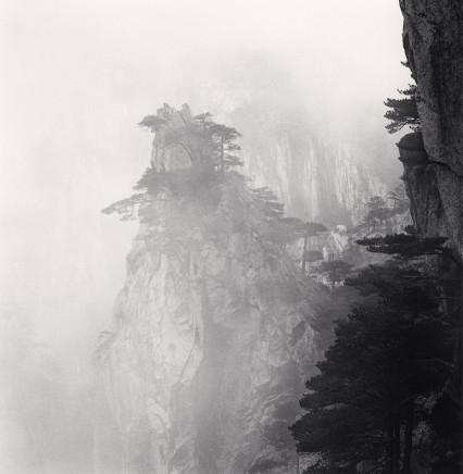 Michael Kenna, Huangshan Mountains, Study 56, Anhui, China, 2017