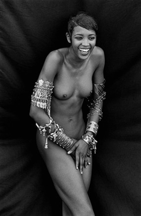Peter Lindbergh, Naomi Campbell, Italian Vogue, 1988