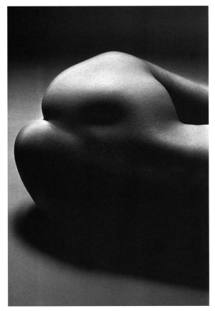Jeanloup Sieff, English Bottom, Paris, 1969