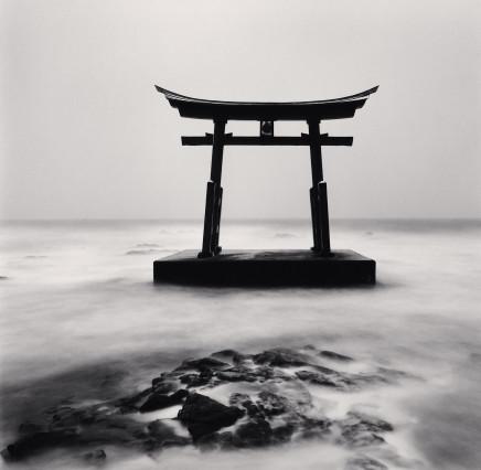 Michael Kenna, Torii Gate, Study 2, Shosanbetsu, Hokkaido, Japan, 2014