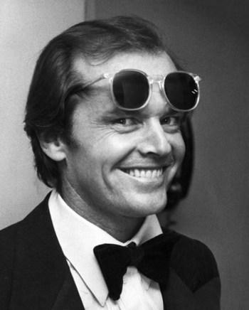 Ron Galella, Jack Nicholson