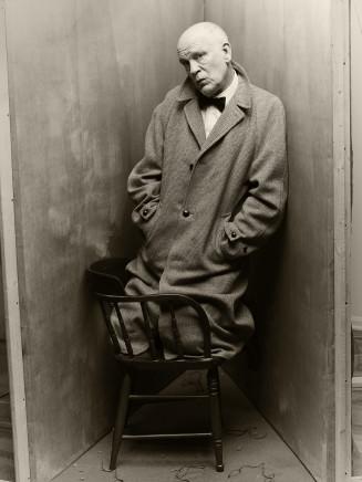 Sandro Miller, Irving Penn / Capote, New York (1948), 2014