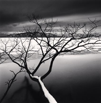 Michael Kenna, Kussharo Lake, Study 11, Hokkaido, Japan, 2016