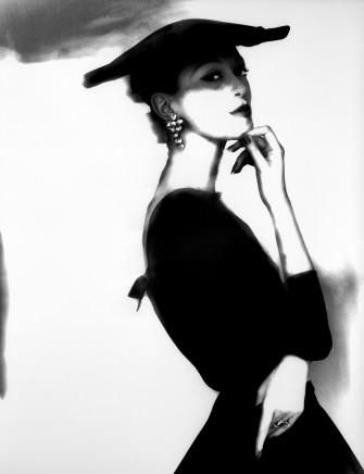 Lillian Bassman, Barbara Mullen, New York, Harper's Bazaar, c. 1950