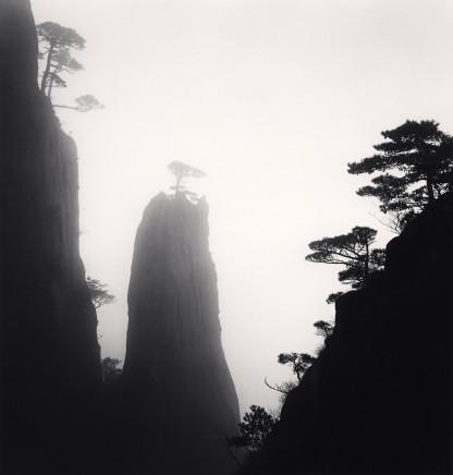 Michael Kenna, Huangshan Mountains, Study 16, Anhui, 2009