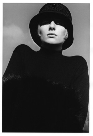 Jeanloup Sieff, Jill Kennington, England, Queen, 1964