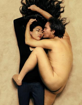 Sandro Miller, Annie Leibovitz / John Lennon and Yoko Ono (1980), 2014
