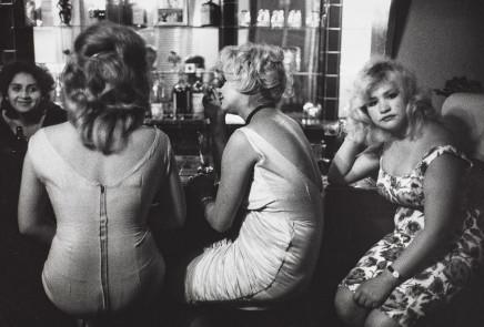 Sergio Larrain, Bar Los Siete Espejos (Bar of Seven Mirrors), Valparaiso, Chile, 1963