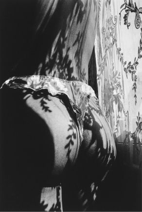Jeanloup Sieff, Bottom in the sun, 1989