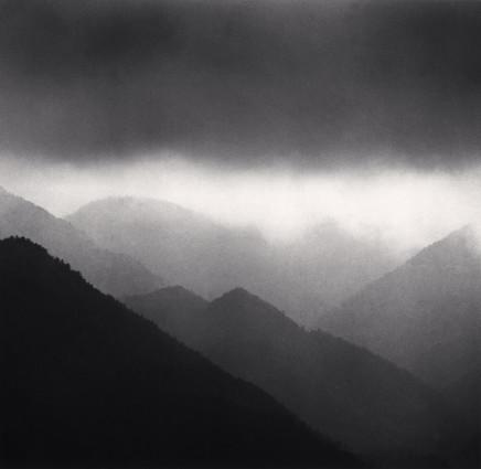 Michael Kenna, Mountain Rains, Shiga, Honshu, Japan, 2002