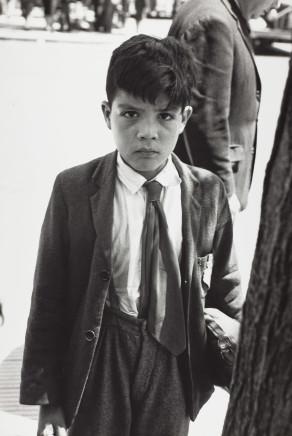 Sergio Larrain, Untitled (School Boy), Valparaiso, Chile