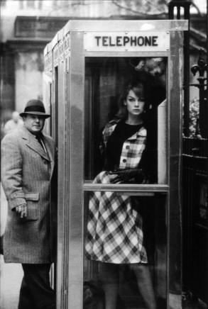 David Bailey, Jean Shrimpton, New York, Vogue, 1962