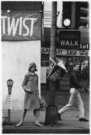 David Bailey, Jean Shrimpton, Vogue, 1962