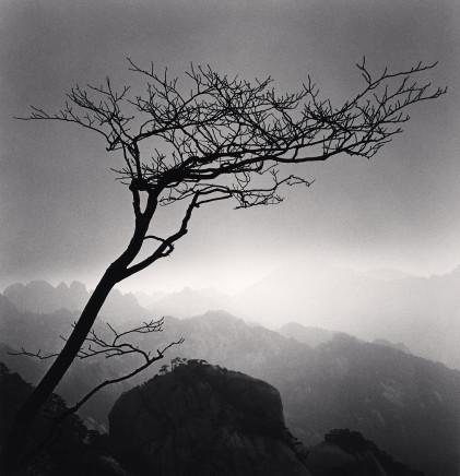 Michael Kenna, Huangshan Mountains, Study 24, Anhui, 2009