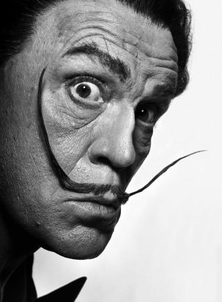 Sandro Miller, Philippe Halsman / Salvador Dali (1954), 2014