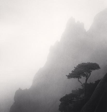 Michael Kenna, Huangshan Mountains, Study 23, Anhui, China, 2009