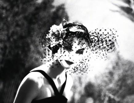 Lillian Bassman, Anne Saint-Marie, New York, Chanel Campaign, 1958
