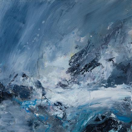 Janette Kerr, Glacial Calvings - Smeerenburg