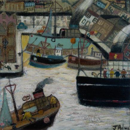 James Newton Adams, Harbour Ferry