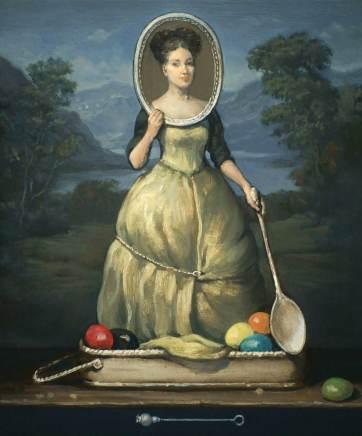 Alan Macdonald, Madame Le Bonbon