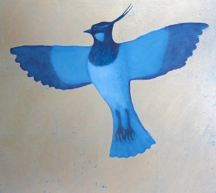Jane MacNeill, Flying Lapwing, 2015
