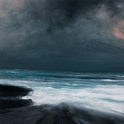 Ruth Brownlee, February Storm off Burland