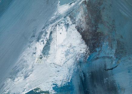 Gail Harvey, Winter Sea