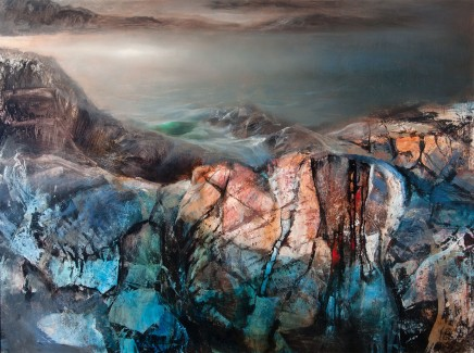 Beth Robertson Fiddes, Over the Rocks Clashnessie