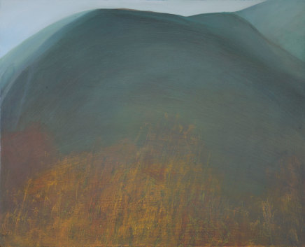 Jane MacNeill, Hillside in Shadow ii