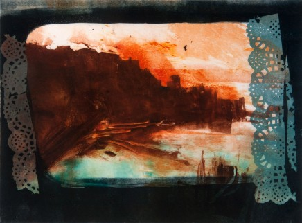 Kate Downie RSA, Catterline Dawn I