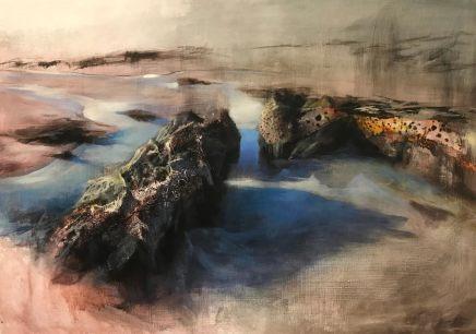 Beth Robertson Fiddes, Island Shore, 2019