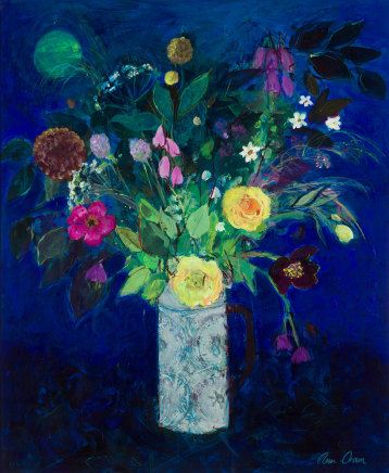 Ann Oram, Midnight Still Life