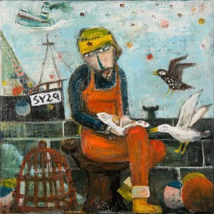 James Newton Adams, Fisherman and Chips, 2015