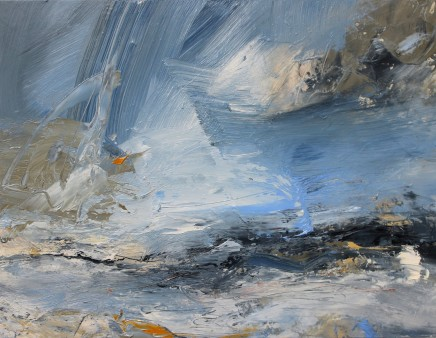 Janette Kerr, Wind over the Voe - Brindister