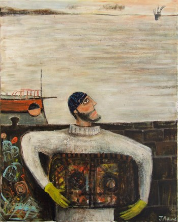 James Newton Adams, Pier Pressure