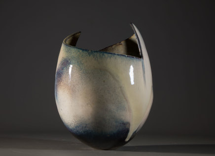Allison Weightman, Open Topped Vessel, 2019